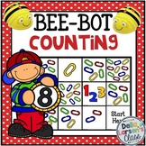 BeeBot Counting Clips 1-10