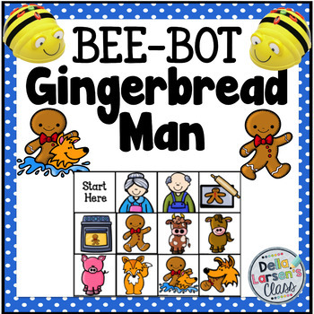 BeeBot Gingerbread Man Re-Tell