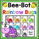 BeeBot Rainbow Bugs Teacher Appreciation FLASH FREEBIE