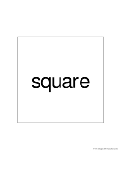 BeeBot Squares - 2D Shapes