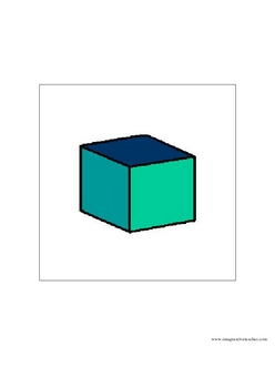 BeeBot Squares - 3D Shapes