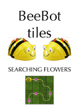 BeeBot tiles: Searching Flowers