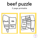 Puzzle Beef