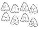 Beehive Alphabet Match File Folder Game