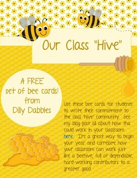 Beehive Cards