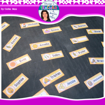 Beehive Classroom Decor Theme - Behavior Chart