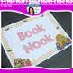 Beehive Classroom Decor Theme - Center Posters with EDITABLE pages