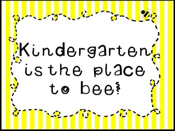 Beehive Craft (FREE Bulletin Board Pieces)
