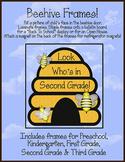 Beehive Frames Preschool-Third Grade