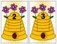 Beehive Math Game - Additon 0 -10 Mats - Learning Center Kit
