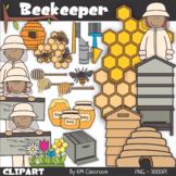 Beekeeper  Clip Art