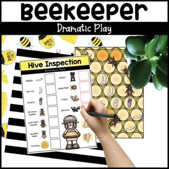 Beekeeper Dramatic Play