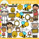 Beekeepers Clip Art
