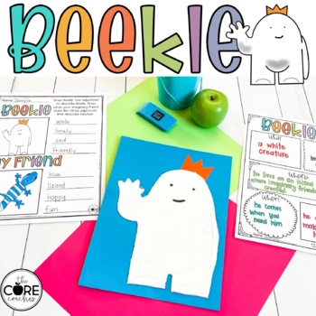 The Adventures of Beekle Read-Aloud | Distance Learning | for Google Slides
