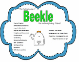 Beekle, Speech/Language Therapy, AAC activity, Narrative unit