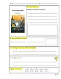 Beekle by Dan Santat - Read Aloud Journal Activities