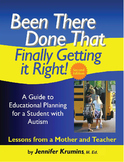 Been There Done That: Create Meaningful IEPs for Students