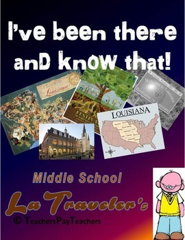 LOUISIANA - Been there and I know that!