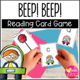 Letter Recognition Game {Beep! Beep!}