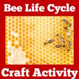 Bees | Honeybees | Craft | Preschool Kindergarten 1st Grad