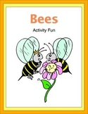 Bees Activity Fun