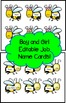 Bees / Beehive Themed Classroom Jobs (EDITABLE!!)