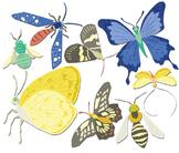 Bees Butterflies Moths, Butterfly Clipart, Insect Clipart,