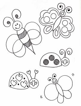 Bees, Butterflies and Bugs