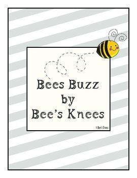 Bees Buzz Font