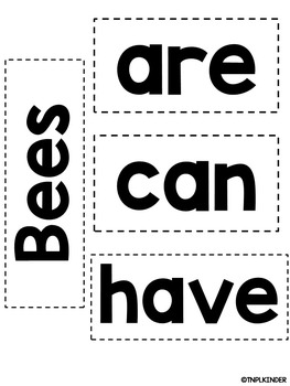 Bees: Close Read