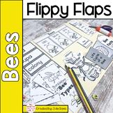 Bees Activities Interactive Notebook Lapbook