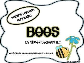 Bees Freebie