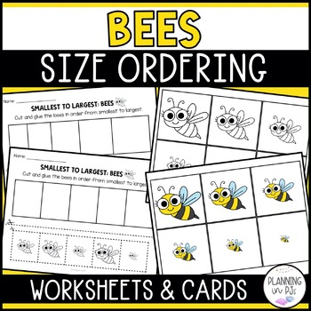 Bees - From Smallest to Largest