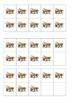 Honey Bees Ten Frames Games