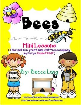 Bees - Mini Unit