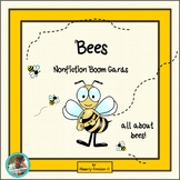 Bees Non-Fiction Boom Cards
