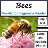 Bees: Non-fiction animal e-book for beginning readers