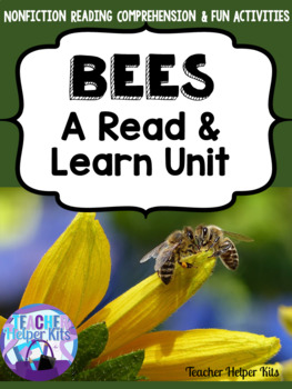 Bees Nonfiction Reading Comprehension