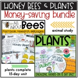 Bees, Plants, and Pollination: A Spring Science BUNDLE