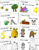 Bees, Emergent Reader,(Rhyme and Read) and Cut and Paste A