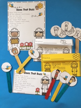 Bees That Buzz Craft-Make and Take
