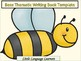 ESL Resources: Bees Thematic Writing Book Template-ELL New