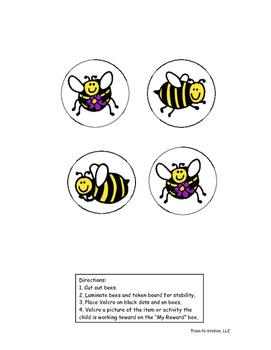 Bees Token Board (4)