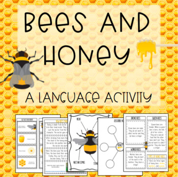 Bees and Honey: A Language Activity