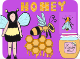 Bees and Honey Pack