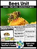 Bees and Pollination Unit & Nonfiction Reader Bundle! [Science & Literacy]