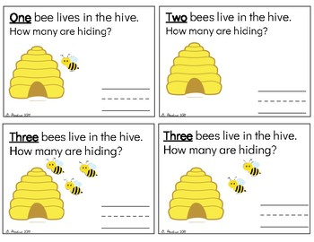 Bees in the Hive: How many are hiding?