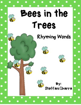 Bees in the Trees Rhyming Words