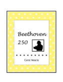 Beethoven 250 ~ German Distance Learning