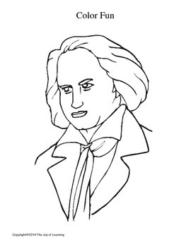 Beethoven Activity Fun